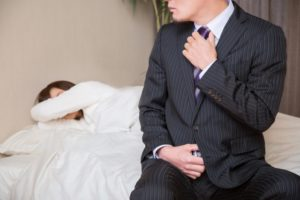 旦那が嫌いで仕方ない 離婚